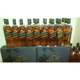 Whikys Johnny Walker Red Label Double Black Nuvo Ron Zacapa