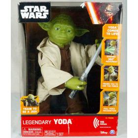 Star Wars Yoda Disney Original  Navidad Regalo Amor Rogue