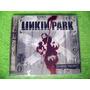 Cd Linkin Park Hybrid Theory Con Cancionero Rap Metal Rock
