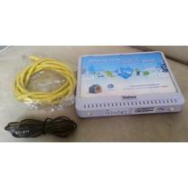 Modem Adsl Router Zte 4 Puertos Zxv10 W300