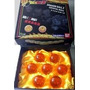 Esferas Dragon Ball Z Set X 7 100% Original Bandai No Imitac