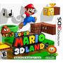 Super Mario 3d Land 3ds Nuevo - Sellado