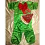 Disfraz Duende Niños 2 A 3 Años Regalo Gorro Navidad Nuevo