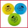 Juega Con Tu Perro Disco Volador Frisbee Mascota Feliz