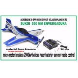 Aeromodelismo Indoor + Radio Control Y Bateria