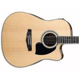 Guitarra Electroacustica Ibanez Pf15 Ece Natural Nt