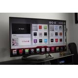 Smart Tv Lg 50' 3d + Lentes 3d + Control Magic + Lg Garantía