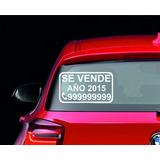 Sticker De Se Vende Para Autos Y Camionetas Envio Gratis Lim