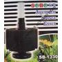 Filtro Para Acuario Sobo Sb-1330 Tipo Esponja Chica Peces