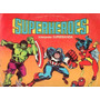 Long Play Superheroes Memo Aguirre Superbanda Fta Flps-375