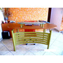 Modelo Exclusivo, Escritorio Counter Recepcion De Melamine
