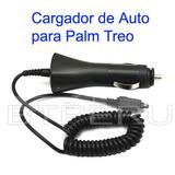Cargador De Auto Para Palm Treo 680 750 Centro Tungsten E2