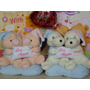 Peluche Parejita Chanchitos,snopy+globo Regale San Valentin