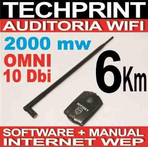 auditora y seguridad wifi redes inalmbricas wifi auditoria ...