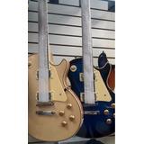Guitarra Electrica Les Paul Importada Lespaul Custom D-carlo