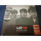 U2 U218 Singles 2 Lp Viniyl+ 16-page Booklet Nuevo Sellado