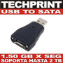 Adaptador Usb A Sata Disco Duro Externo Sata Extension Usb