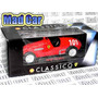 Mc Mad Car Ferrari 1952 500 F2 Shell 101 Auto Coleccion 1:36