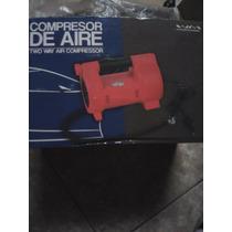Compresor De Aire Con Soplador