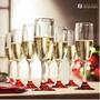 Set De Copas De Champagne 8 Unid Ferrand - Nuevo A S/. 80.00