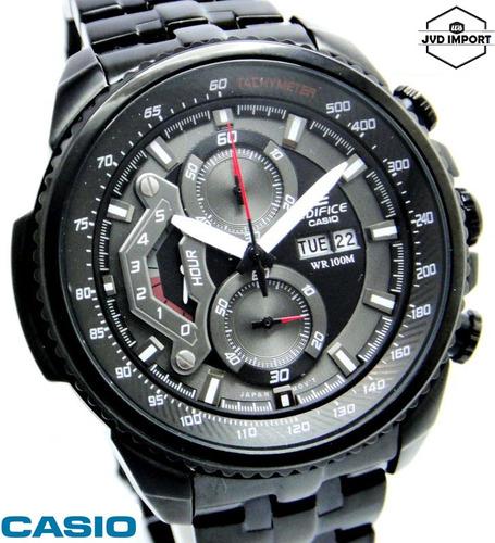 f97934024d03 Reloj Casio Edifice Ef-558bk-1av - 100% Nuevo Y Original en venta en Lima  Lima por sólo S . 329