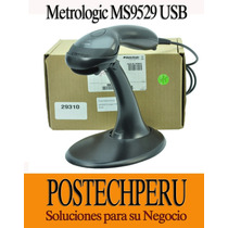 Lector De Codigo De Barras Metrologic Usb Ms9520