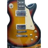 Guitarra Electrica Importada String Lespaul Custom /d-carlo