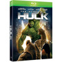 El Increíble Hulk Blu Ray Sellado Iron Thor Capitan America
