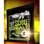 Cuerdas De Guitarra Electrica Ernieball Slinky Cobalto