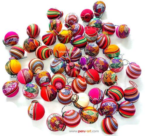 Adornos navide os bolas regalos navidad 1 2 docena - Regalos navidenos hechos a mano ...