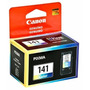 Cartuchos De Tinta Canon 141 Color Pixma Mg2110, Mg3110, Mg4