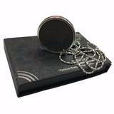Medalla Protectora Poderosa Con Geometría Sagrada