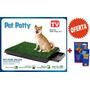 Ba�o Ecol�gico Port�til Para Perros Pet Park Deluxe+educador