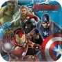 Avengers - Platos Para Fiesta Infantil