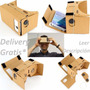Lentes Google Cardboard 3d Realidad Virtual Geekstoreperu