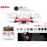 Drone Syma X5uw 2018,cámara Hd En Vivo+2 Baterías+tutoriales