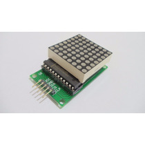 Modulo Matriz Led 8x8 Con Arduino