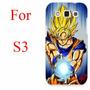 Case Goku Dbz Dragon Ball Z Para Samsung Galaxy S3