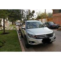 Vendo Camioneta Volkswagen Tiguan 2013 Automatica 30000km