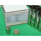 Imanes De Neodimio 16mm X 25mm - 12 Dolar Unidad