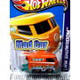 Mc Mad Car Volkswagen Kool Kombi Vw Auto Hot Wheels 1:64