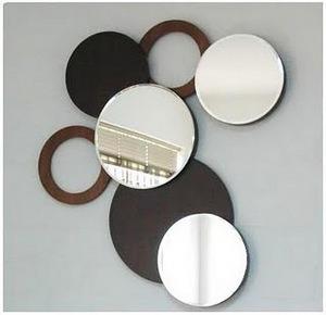 espejos y con diseos pintados