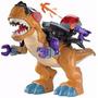 Imaginext Mega Rex Dinosaurio De Fisher Price Con Armaduras