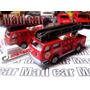 Mc Mad Car Majorette Carro Bomberos Fire Pompier Bombero