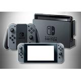 Consola Nintendo Switch - Gris - Tiendita De La Vaca