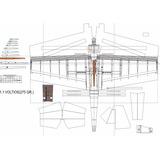 Aeromodelo Planos Diversos Aviones Para Armar +asesoramiento