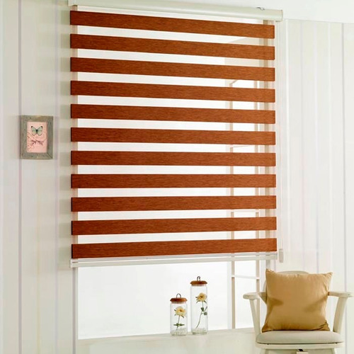 Cortinas enrrollable screen black out d o o zebra us 35 for Cortinas black out precios