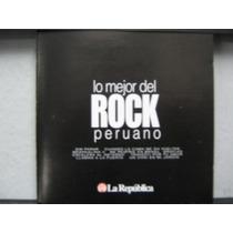 Cd Varios Artistas Lo Mejor Del Rock Peruano