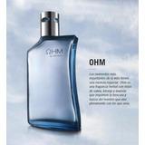 Perfume Ohm Clasico Hombre Unique Gran Original Y Nuevo!