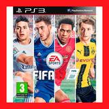 Fifa 17 Ps3 Digital Incluye El Pase En Linea Oferta 24 Soles